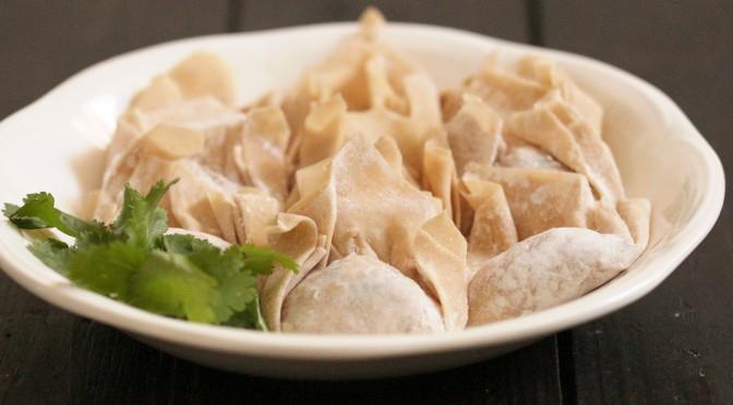 Raviolis au Porc & Crevettes (Pour soupe chinoise)
