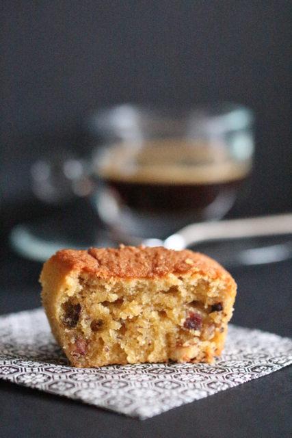 Mini- Cakes Café & Noisettes Torrefiées